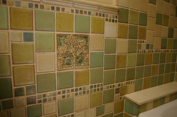 Interior Bathroom Tile