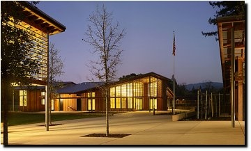 Town Center: A Model of Green Building | Portola Valley, CA